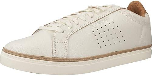 Le Coq Sportif Herren Sportschuhe, Farbe Weiß, Marke, Modell Herren Sportschuhe COURTACE Premium Weiß