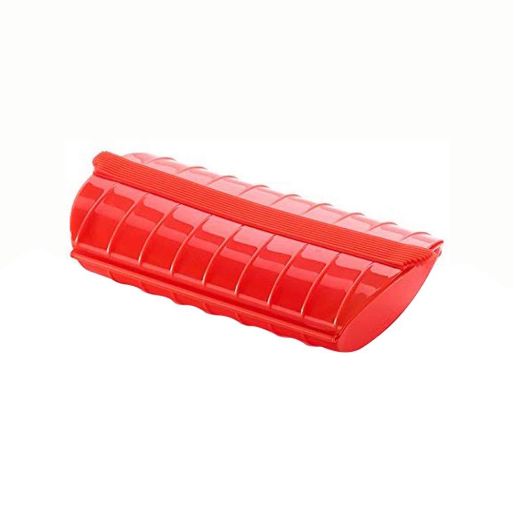 Faviye Vaporizador de Silicona para Horno de microondas para Muchos Tipos de Alimentos (Color Aleatorio): Amazon.es: Hogar