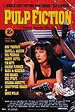 1art1 Pulp Fiction - Filmplakat, Quentin Tarantino Poster