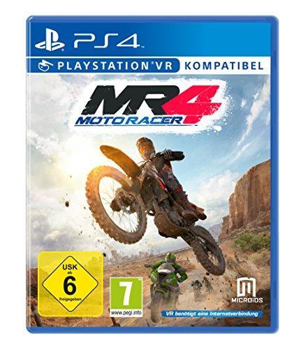 Moto Racer 4 [PlayStation 4]
