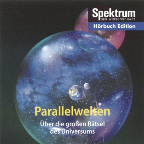 Parallelwelten. Über die großen Rätsel des Universums Titelbild