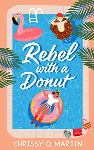 Book Cover for Rebel with a Donut