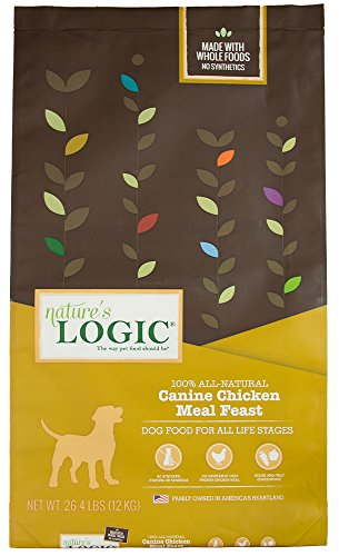 Nature'S Logic Canine Chicken Meal Feast, 26.4Lb
