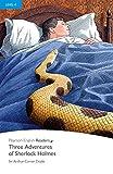 Level 4: Three Adventures of Sherlock Holmes (Pearson English Graded Readers) (English Edition)