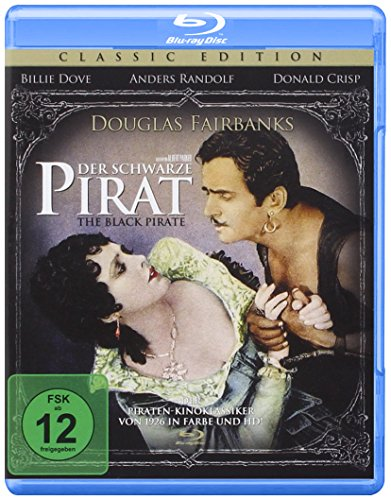 Der schwarze Pirat - Classic Edition (Blu-ray)