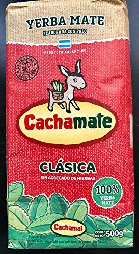 Yerba Mate marca Cachamate