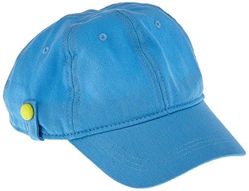 maximo Jungen Basecap mit Kleiner Tasche Kappe, Blau (Sommerblau/Narzisse 2751), 51/53