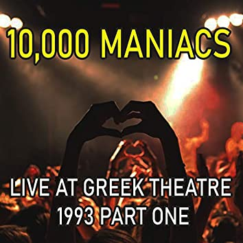Live at Greek Theatre - 1993 Part One (Live)