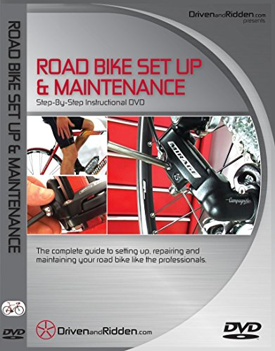 Road Bike Setup & Maintenance - Der Ultimate Fahrrad Wartungs DVD