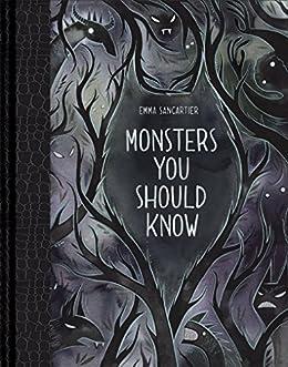 Monsters You Should Know de [Emma SanCartier]