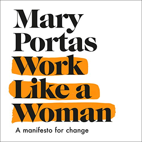 Work Like a Woman audiobook cover art