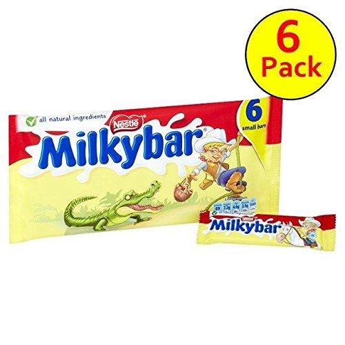 Milkybar Nestlé Galak 6 X 12G - Paquet de 6