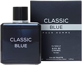 Mirage Diamond Collection Classic Blue EDT, 100Ml