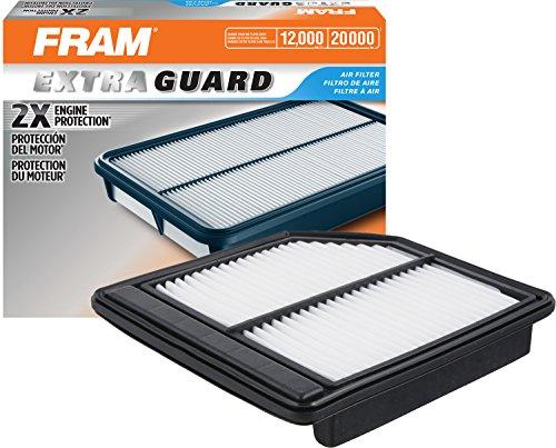 FRAM Extra Guard Air Filter, CA10165 for Select Honda Vehicles