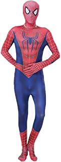 Spiderman Costume Halloween Siam Tights Party Movie Props Role Play Mannequins,Men-XS