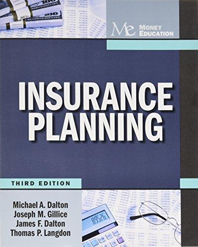 Insurance Planning - 3rd Edition