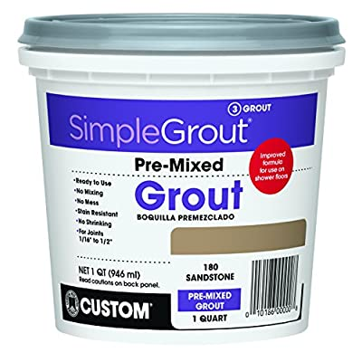 grout premixed beige