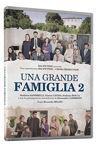 Una Grande Famiglia Stg.2 (Box 4 Dvd)