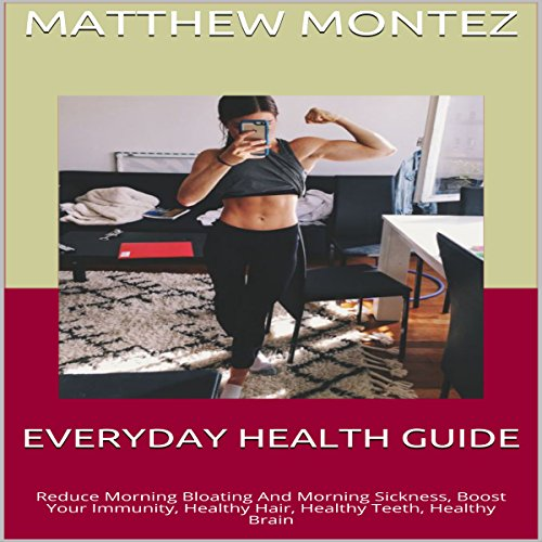 Everyday Health Guide audiobook cover art