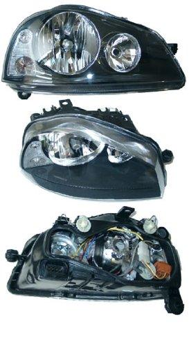 SEAT AROSA 00- Scheinwerfer H7 + H3 für elelektrische Verstellung Links (Fahrerseite)