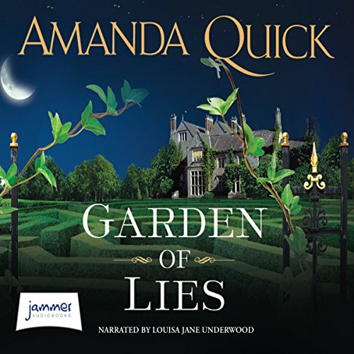 Garden of Lies audiobook cover art