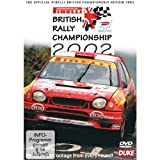 British Rally Review 2002 [Import anglais]