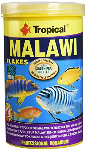Tropical Malawi Flockenfutter, 1er Pack (1 x 1 l)