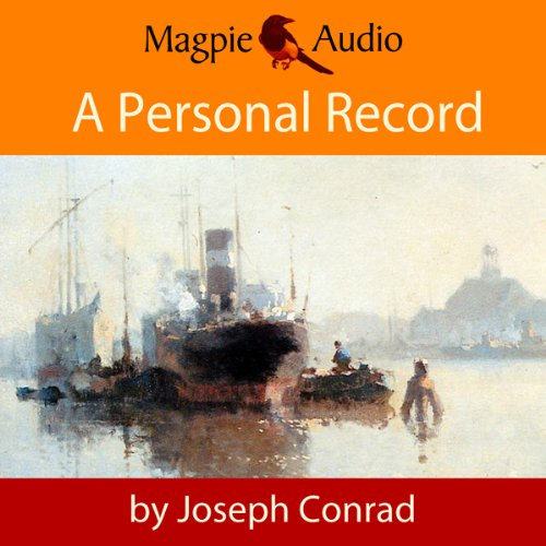 A Personal Record audiobook cover art