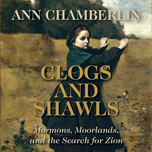 Clogs and Shawls Audiobook By Ann Chamberlin cover art