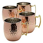 Mikasa-Moscow-Mule-Copper-Barrel-Mug-with-Brass-Handle