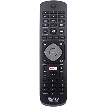 Reemplazo de Control Remoto Compatible para Televisores Philips ...