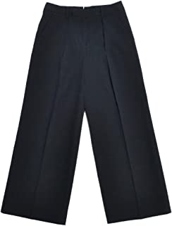 INCOTEX インコテックス [春夏] パンツ ROSINA コットンストレッチ 9分丈ワイド ワンプリーツ HighComfort