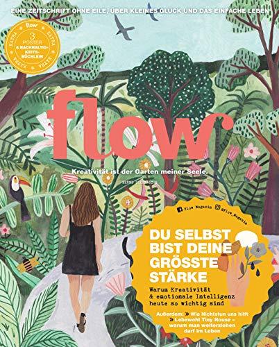 Flow Nummer 48 (2/2020): Eine Zeitschrift ohne Eile, über kleines Glück und das einfache Leben