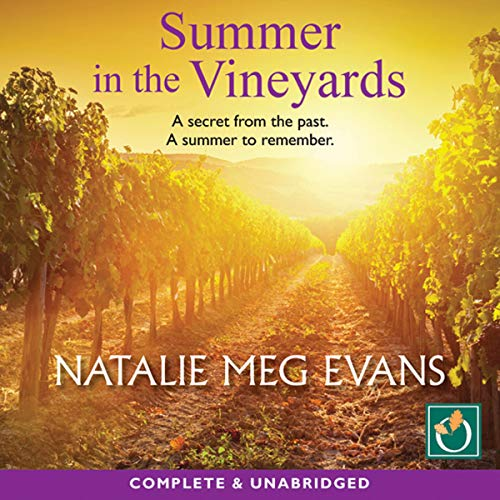 Summer in the Vineyards cover art