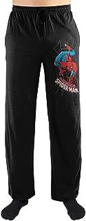 The Amazing Spiderman Marvel Pajama Sleep Pants Licensed New