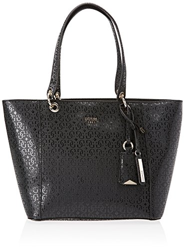 GUESS Kamryn G-Shine Tote, black