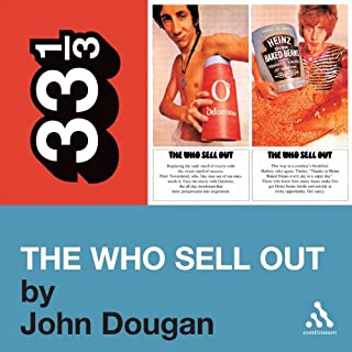 The Who's 'The Who Sell Out' (33 1/3 Series) audiobook cover art