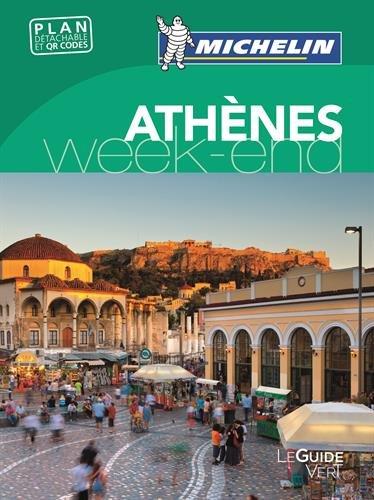 Guide Vert Week-End Athènes Michelin