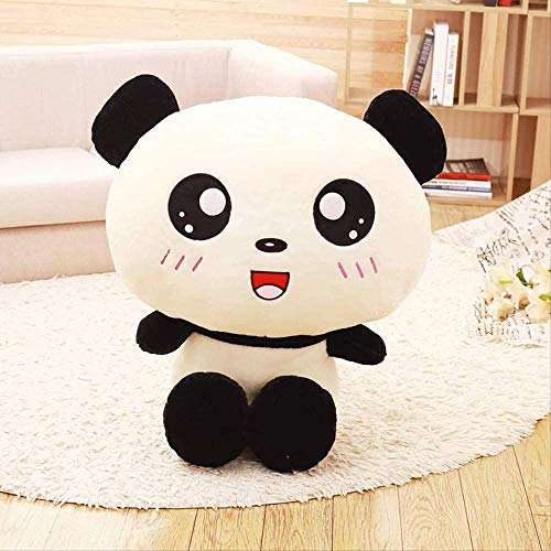 Buyaoku Peluche Kawaii Panda Gigante Relleno Animal Suave Lindo Panda Almohada Regalo Qingqiao