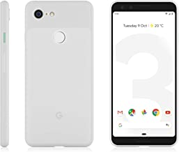 MNML Case Pixel 3 XL, Thin Minimalist Slim Phone Case Cover (Pixel 3 XL, Frosted White)