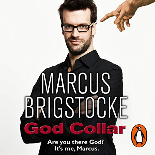 God Collar audiobook cover art