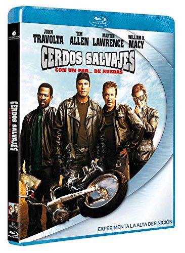 Cerdos salvajes (con un par... de ruedas) [Blu-ray]