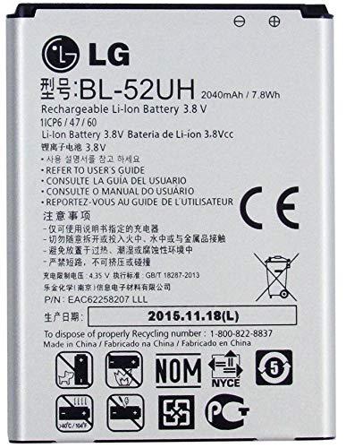 GSParts LG BL-52UH BL52UH L41C Ultimate 2 Straight Talk TRAC Fone Battery