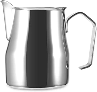 Frothing Pitcher, Windspeed Stainless Steel Milk Pitcher Latte Art Jug Gift (750ml)