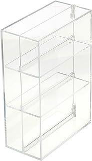 Muji Acrylic Storage Stand Box for Glasses and Jewellery, Medium