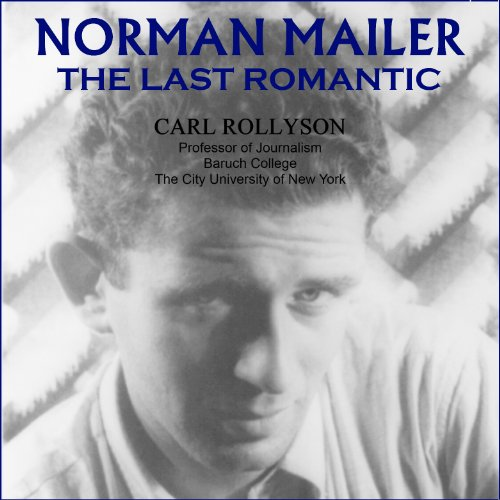 Norman Mailer audiobook cover art