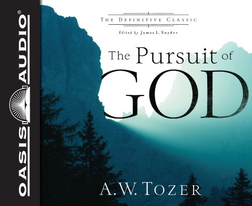 The Pursuit of God: Library Edition