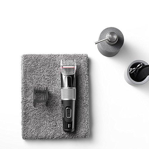 BaByliss E972E cortadora de pelo y maquinilla Negro, Plata ...