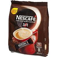 Nescafé 3 en 1 - Bolsa de Café - Paquete de 10 sobres de 14 gr