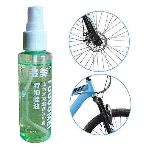 Lz Lubricante De Cadena De Ciclismo, Lubricante De Bicicleta Grasa Horquilla Delantera Reparación Sellada Bicicleta Ciclismo Mantenimiento Lubricante